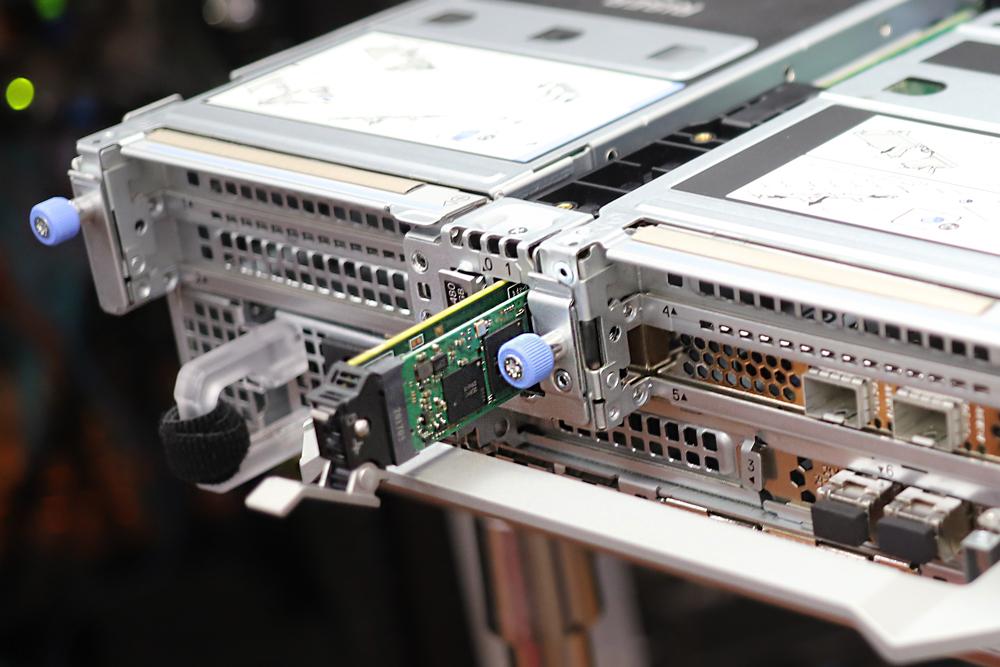 Trao đổi nóng Dell EMC PowerEdge R750 BOSS-2