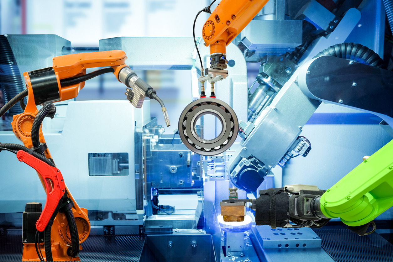 Benefits of SD-WAN for Manufacturing - Securus Communications Ltd