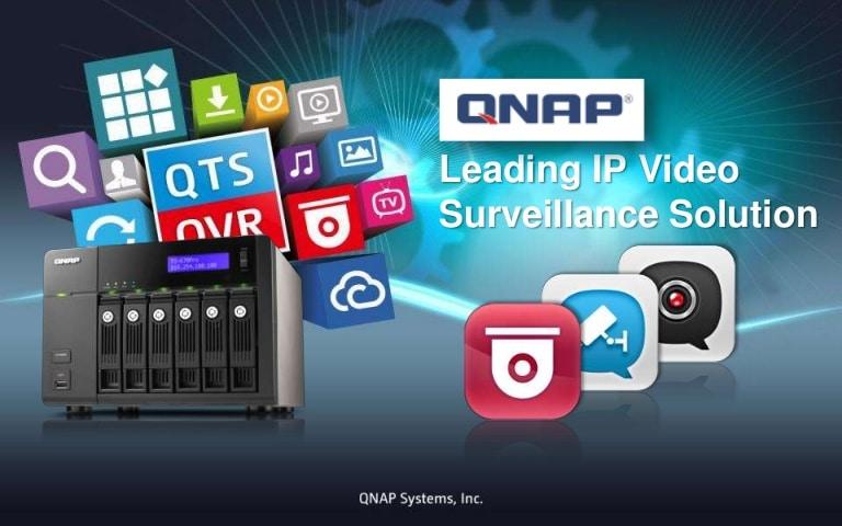 QNAP Quick Guide For IP Video Surveillance