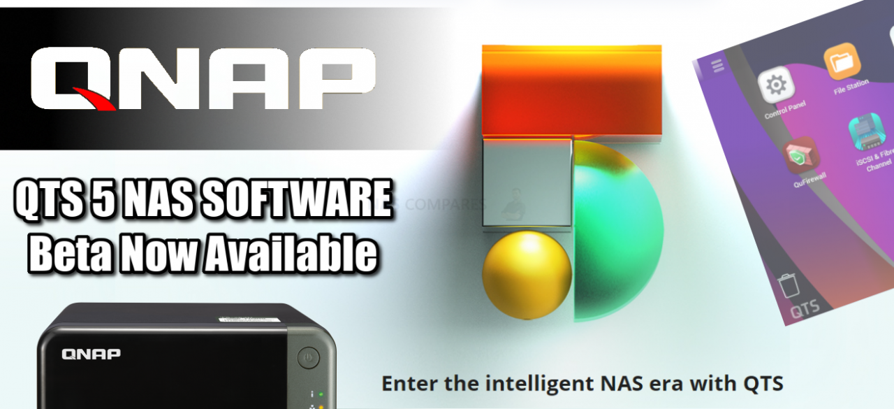 QNAP NAS QTS 5.0 Beta Now Available – NAS Compares