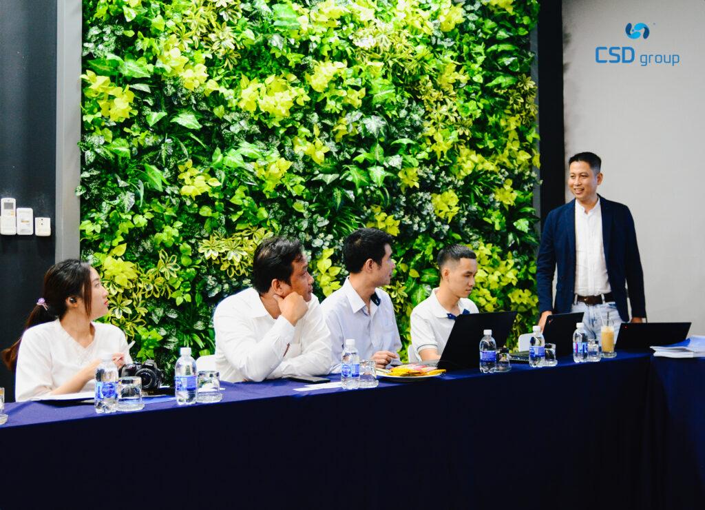 CSD Group và KIZUNA ký thỏa thuận hợp tác chiến lượt đã ký kết thỏa thuận hợp tác chiến lược
