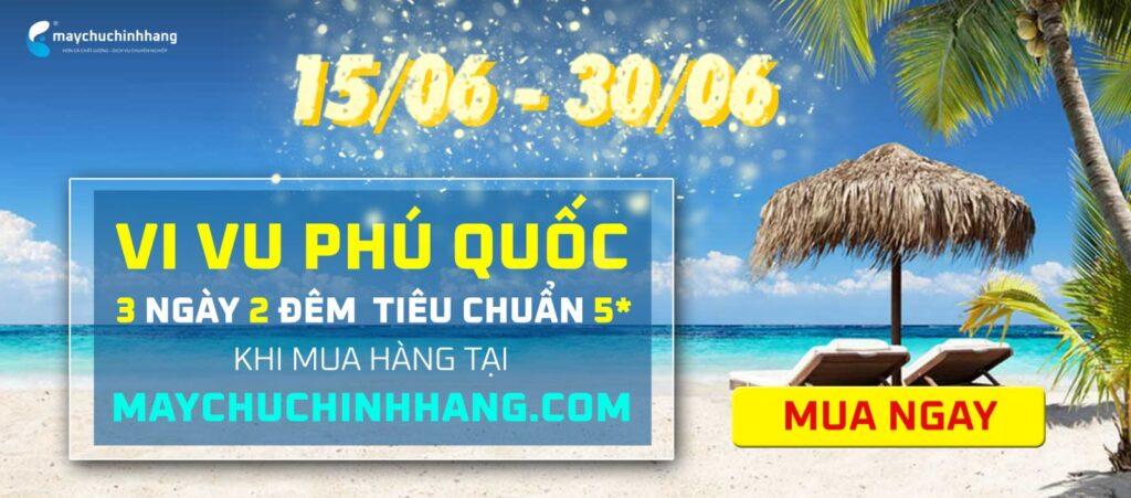 """Chương trình """"Mua hàng tuần vàng – Nghỉ dưỡng hạng sang"""" với chuyến nghỉ dưỡng 3N2Đ 5 sao tại Phú Quốc"""